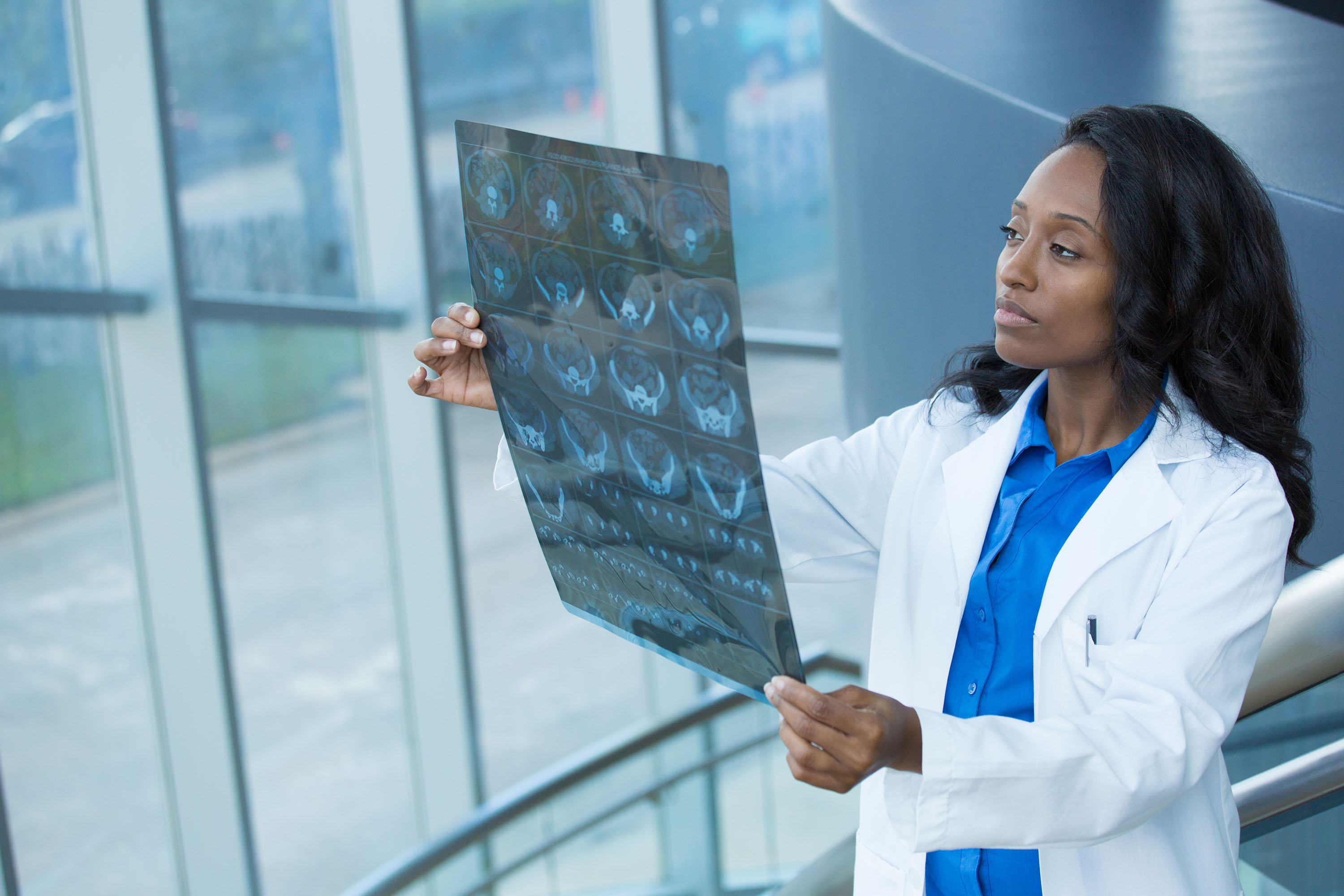 Breast Cancer Disparities Physician Radiologist Reading Tests
